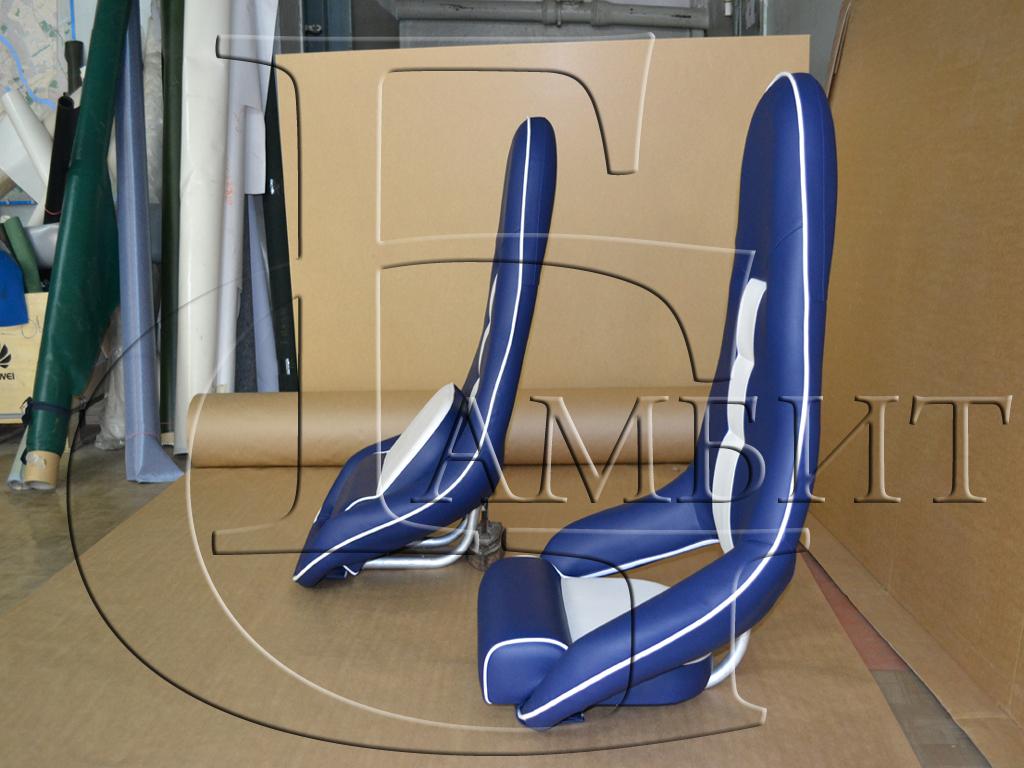 делаем кресло для лодки